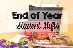 End of Year Student Gifts