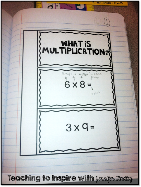 Teaching a Conceptual Understanding of Basic Multiplication and Division {Freebies}