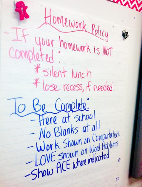 homework-policy