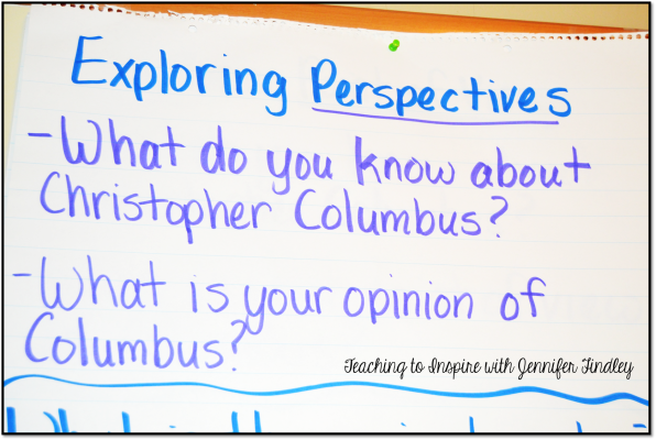 Columbus Day Activity Before Reading