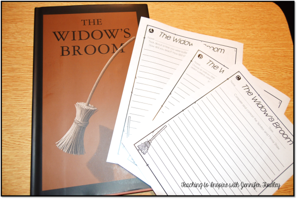 The Widow's Broom Activities