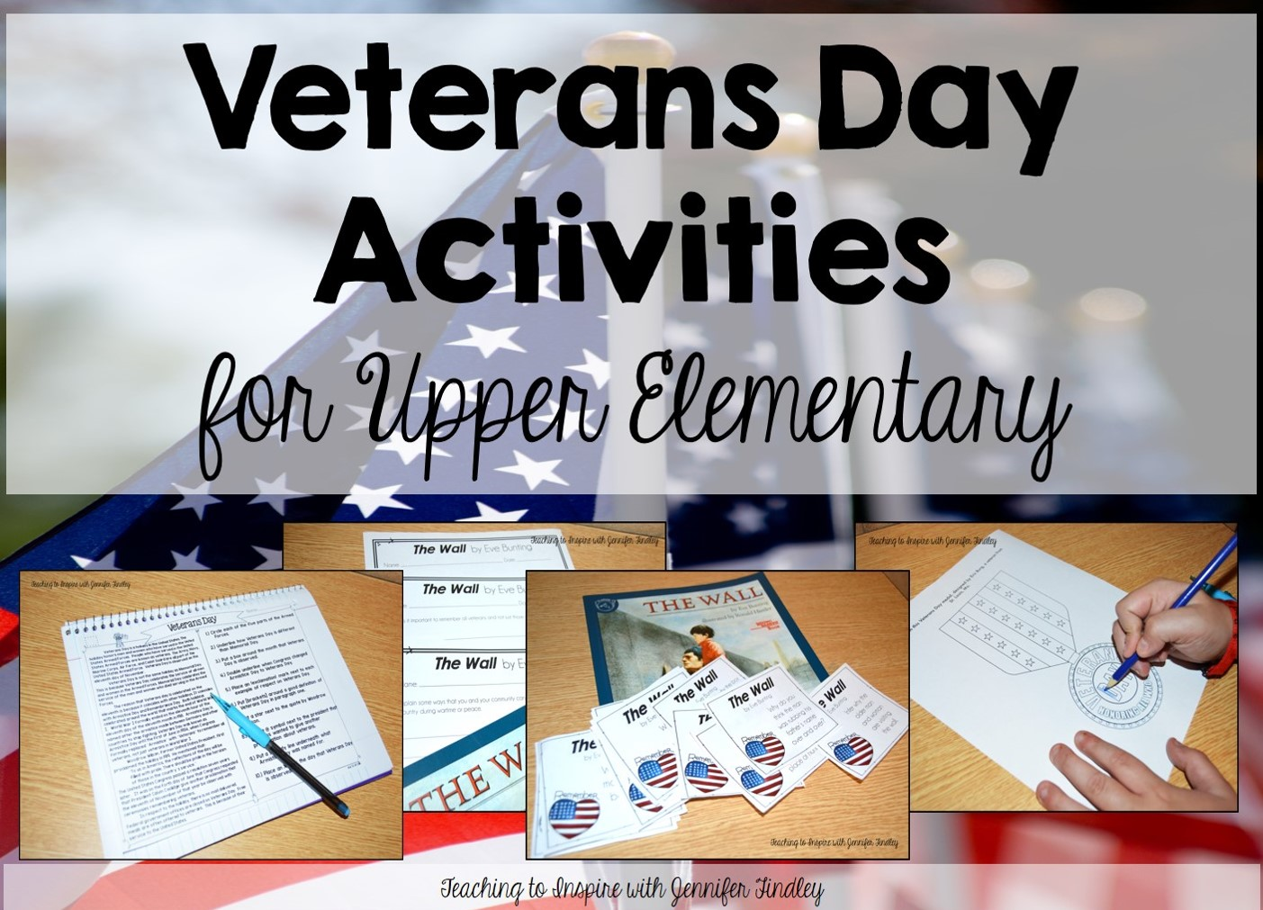 Veterans Day Activities For Upper Elementary Teaching With