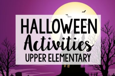 Embrace your students' excitement about Halloween with these Halloween activities for grades 4-5, including math, science, and reading! Freebies included!
