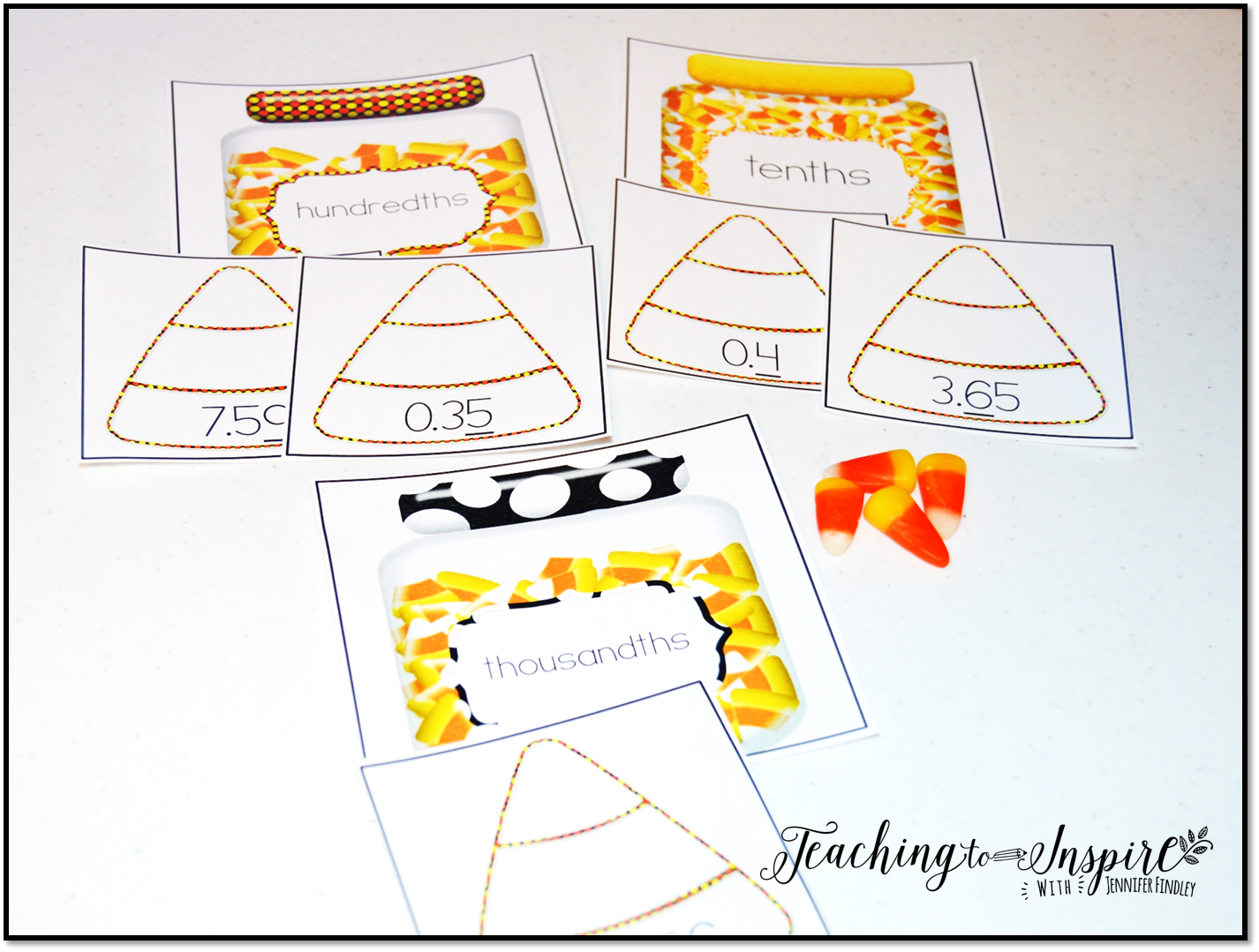 math worksheet : candy corn activities  teaching to inspire with jennifer findley : Candy Corn Math Worksheets
