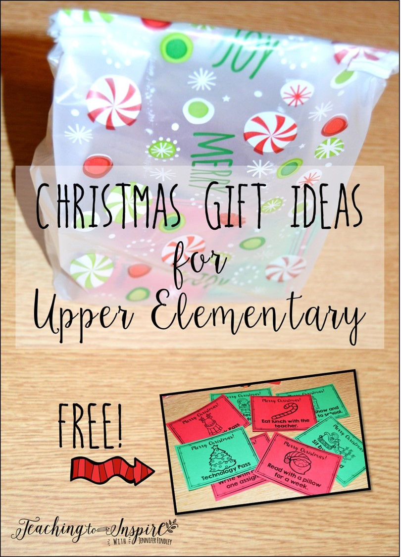 Christmas Activities for Upper Elementary - Teaching to ...