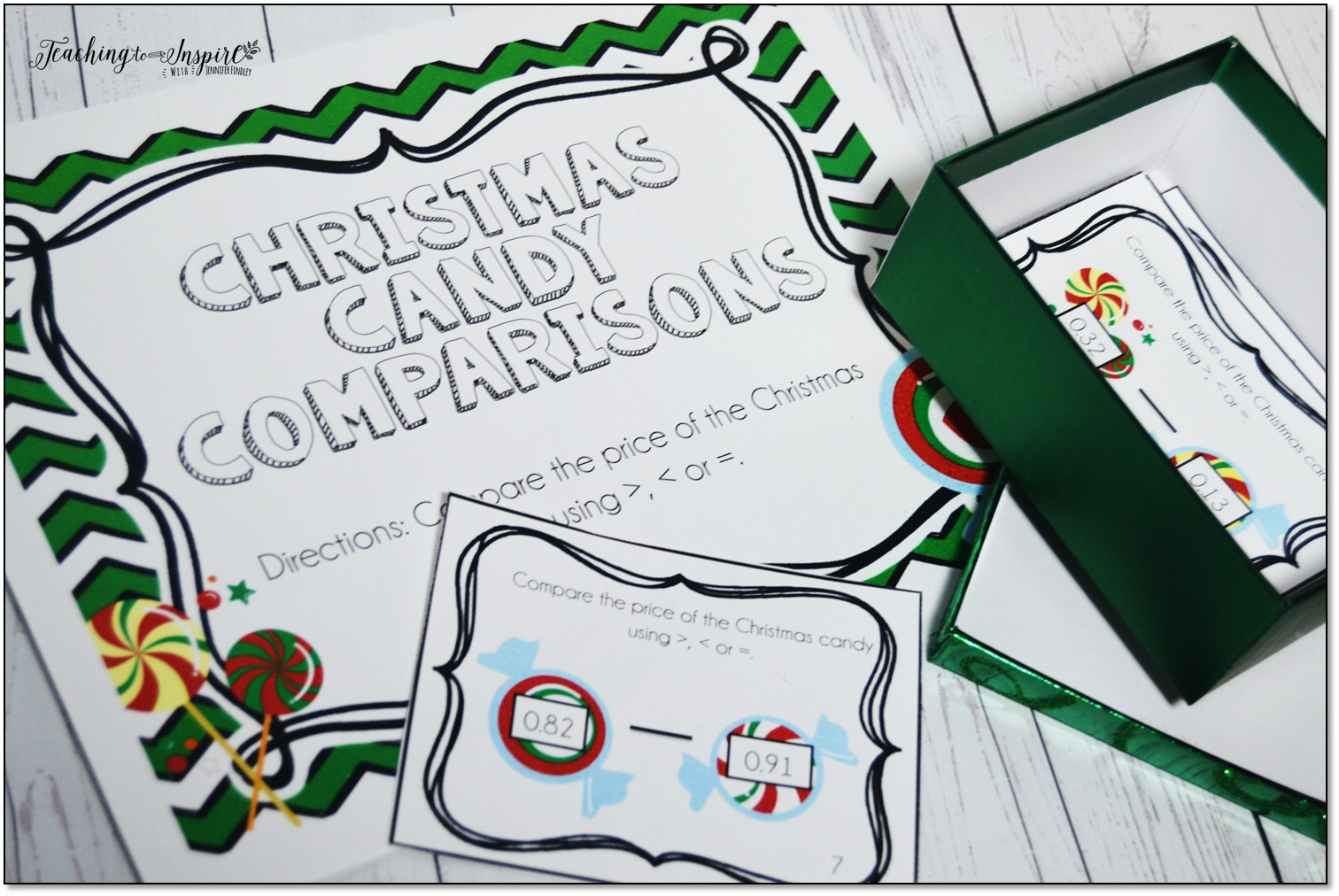 Upper elementary students can enjoy Christmas themed activities, too! Check out this post with lots of Christmas activities for upper elementary, including several freebies!