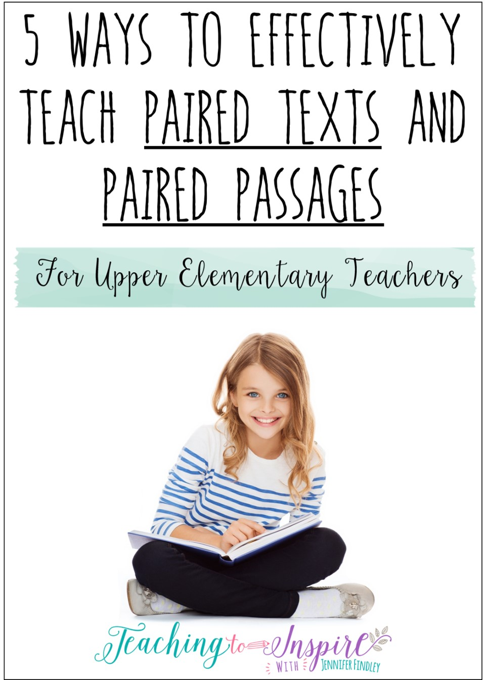 Need some tips for how to teach paired passages in your classroom? Read to learn five ways to effectively teach your students paired texts and paired passages.