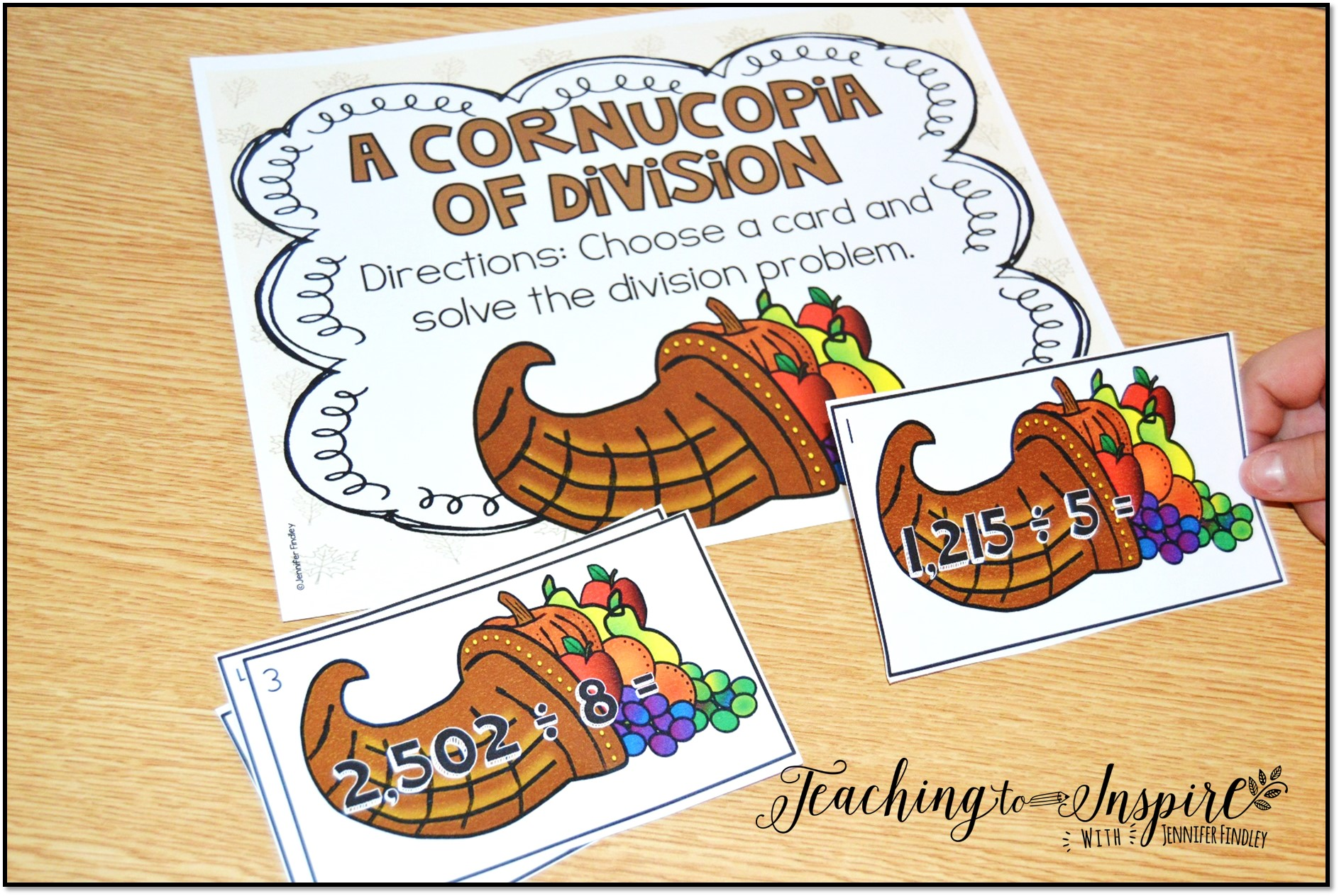 Thanksgiving Activities for Upper Elementary - Teaching to ...