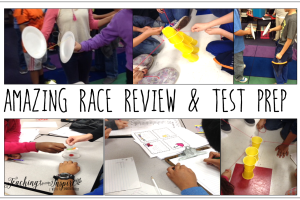 Amazing Race { Fun Test Prep Review }
