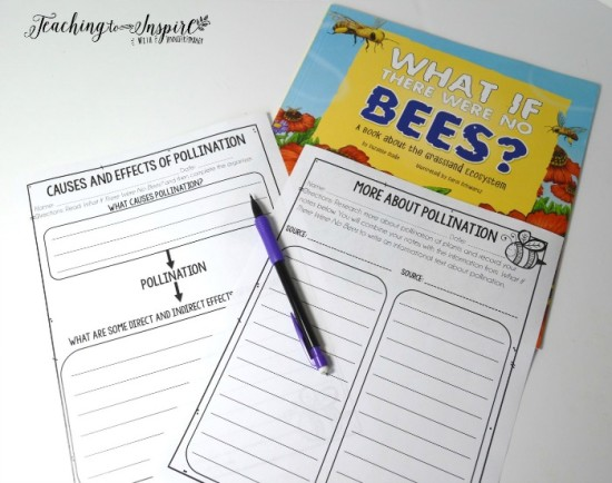 These spring read alouds are perfect for upper elementary grades. This post has some great free activities for each book that cover several key reading skills.