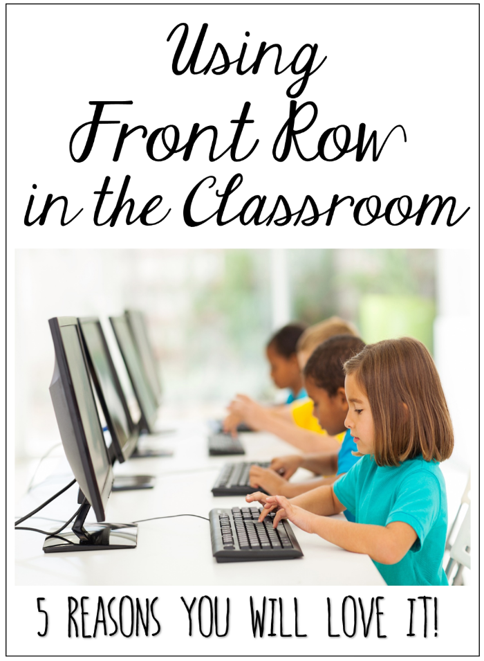 Front Row: Free Math + ELA Practice for Your Students! - Teaching to ...