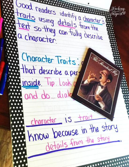 Read about how one teacher uses mentor texts to teach her reading mini-lessons.