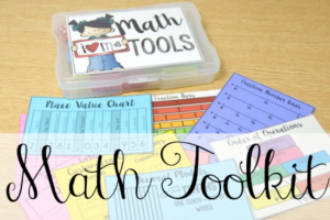 Math Tools {Lots of Freebies}