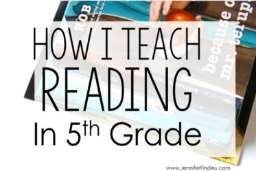This post breaks down how one teacher teaches reading in 5th grade and how her reading block is structured, including the materials and resources used to implement rigorous and engaging reading instruction.