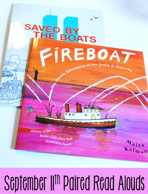 Need a rigorous and engaging September 11th lesson? This post shares a lesson using paired read alouds (and free printables) to teach about often overlooked heroes of 9/11: boats and their crew.