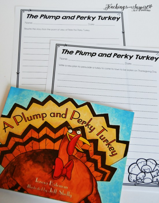 Thanksgiving Read Alouds for Upper Elementary with FREE Printables! These read alouds are light and fun, and the free activities are perfect for sneaking in some literacy practice in an engaging way.
