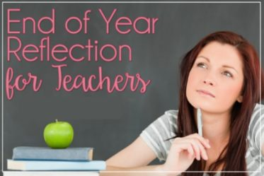 One of the best parts about teaching is that each year you start over with a new group of students, new challenges, and new opportunities to make a difference. Each year, you have the chance to grow and perfect your craft as a teacher. Check out this post for ideas for end of year reflection to make positive changes and celebrate the positives of the school year.