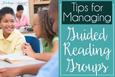 Guided Reading Management | Tips for Managing Guided Reading Groups