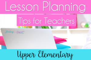 Lesson Plan Tips | How I Plan My Lessons