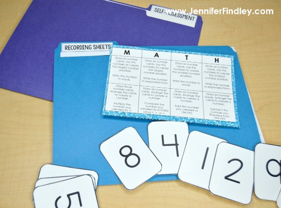 FREE math choice boards to help you launch guided math centers. Available in 3rd, 4th, and 5th grade!