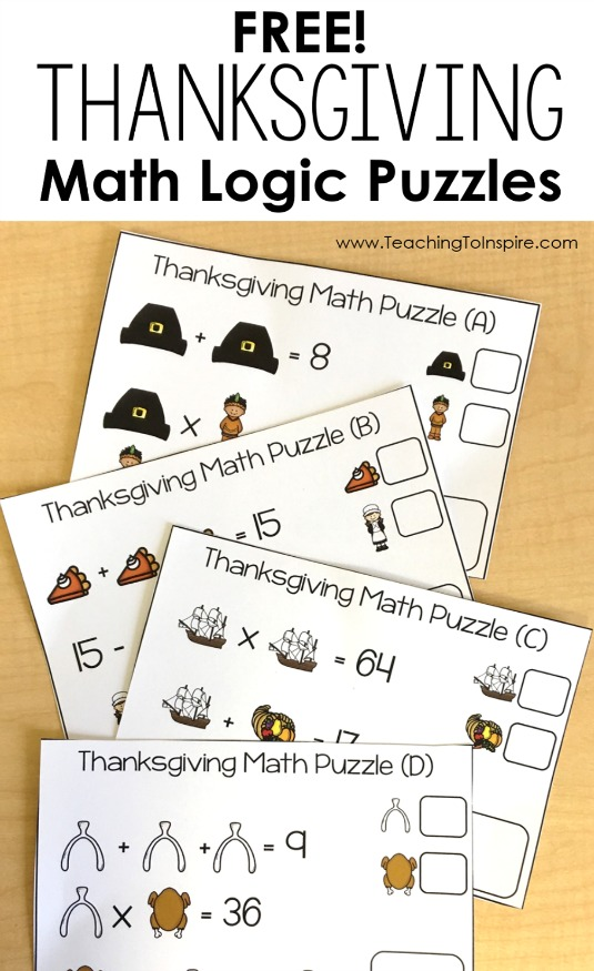 100 ideas Christmas 2017 Logic Puzzles Printable with FREE
