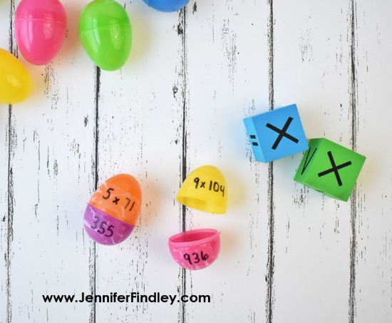 Using plastic eggs in the classroom is a fun break from the norm. Need some engaging ideas other than just for egg review hunts? This post shares several review games just for plastic eggs...but they can be used all year long! Many of these ideas are perfect for test prep.