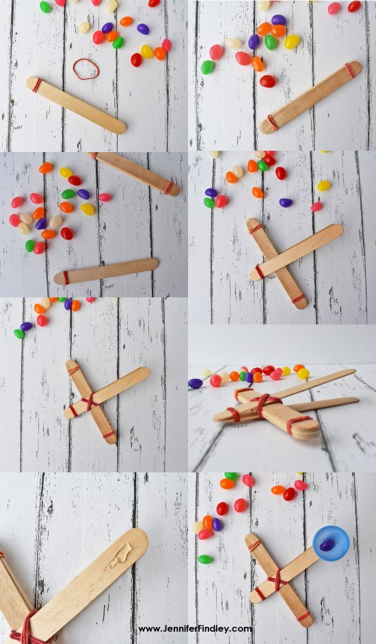 Jelly bean catapults is an engaging spring engineering activity that your students will love! Read more and grab free printables on this post.