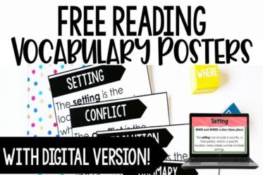 Free Reading Posters (4th-5th Grade)