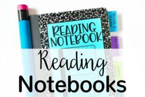 Reading Notebooks in 4th and 5th Grade