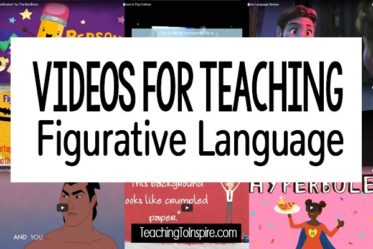 Videos for Teaching and Reviewing Figurative Language