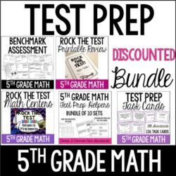 Test Prep Archives - Teaching with Jennifer Findley