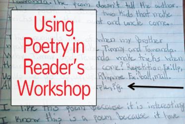 Using Poetry in Reader's Workshop