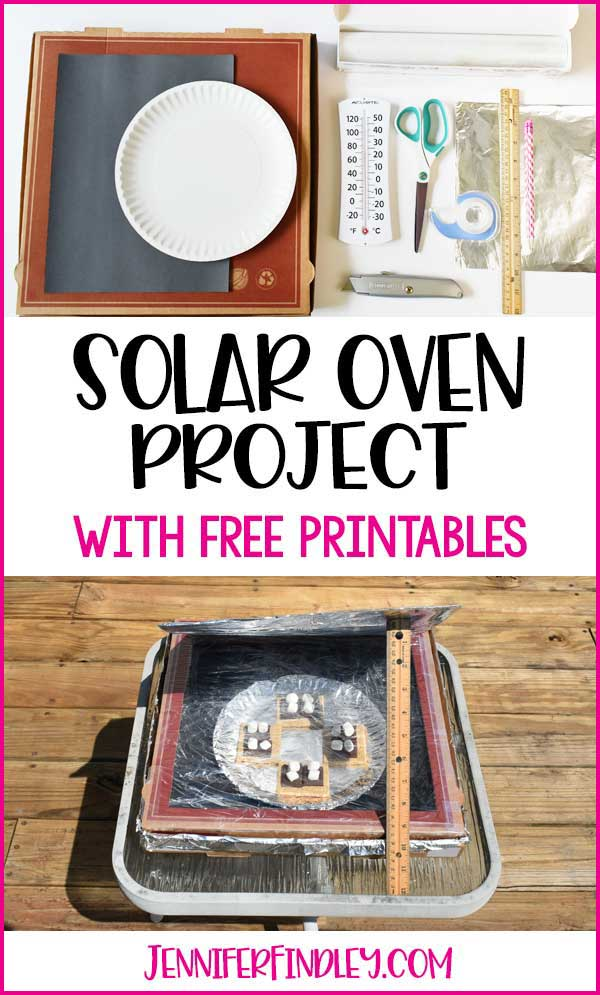 Making solar ovens is the perfect end of year activity! Grab free solar oven worksheets and printables to implement a solar oven project in your classroom!