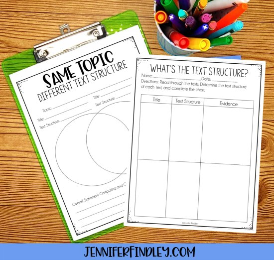 Free paired passages graphic organizers! Use these graphic organizers to help your students analyze and respond to paired passages and texts.