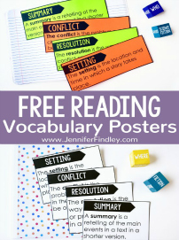 free-reading-vocabulary-posters-4th-5th-grade