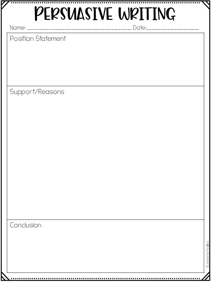 persuasive-opinion-writing-graphic-organizer