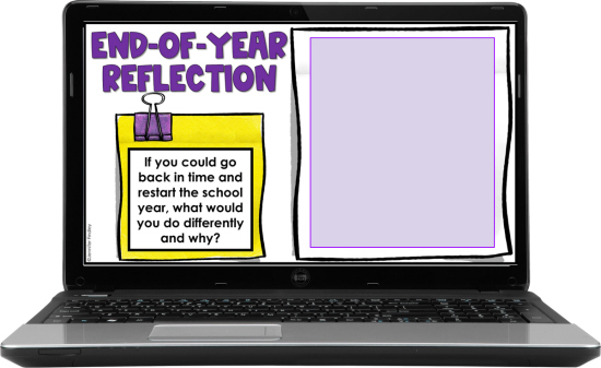 Grab a FREE end of the year digital activity to use with your 3rd-5th graders!