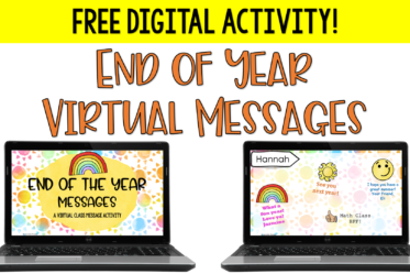 End of Year Virtual Messages Image