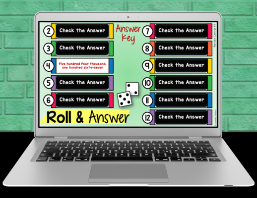 Grab some free digital math centers for grades 3-5 on this post.