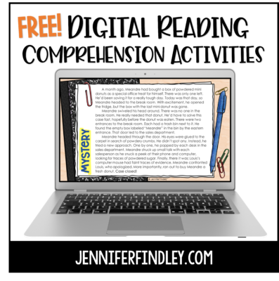 Download these free digital reading activities.